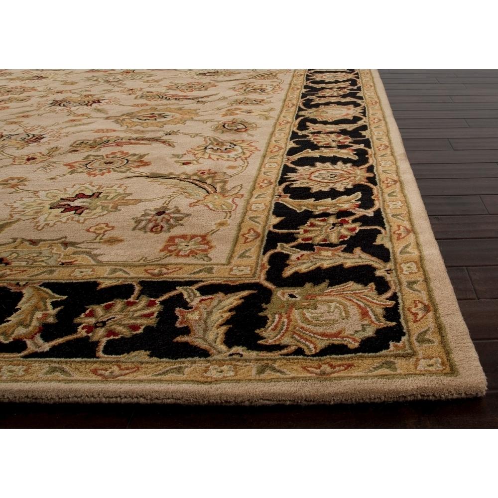 Jaipur Living Rug102951 Mythos Coll Hand Tufted Oriental Pattern In 4×6 Wool Area Rugs (#5 of 15)