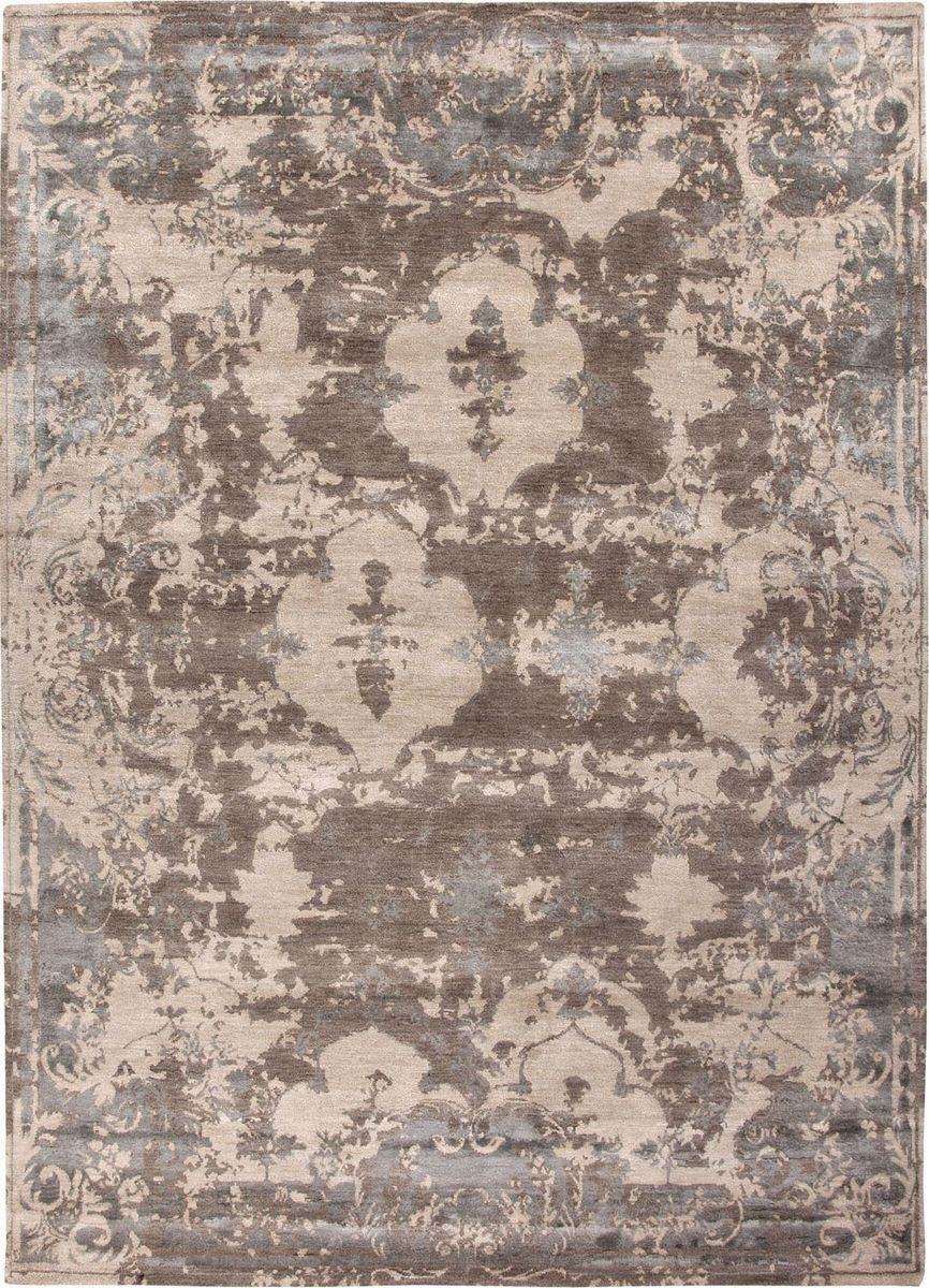 Jaipur Rugs Cg09 Connextion Jenny Jones Global For Wool And Silk Area Rugs (#7 of 14)