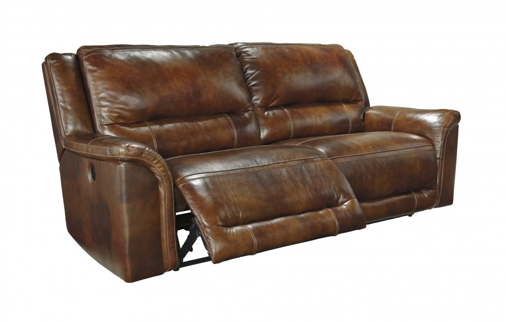 Jayron Harness 2 Seat Reclining Sofa U7660081 Leather In 2 Seat Recliner Sofas (#7 of 15)