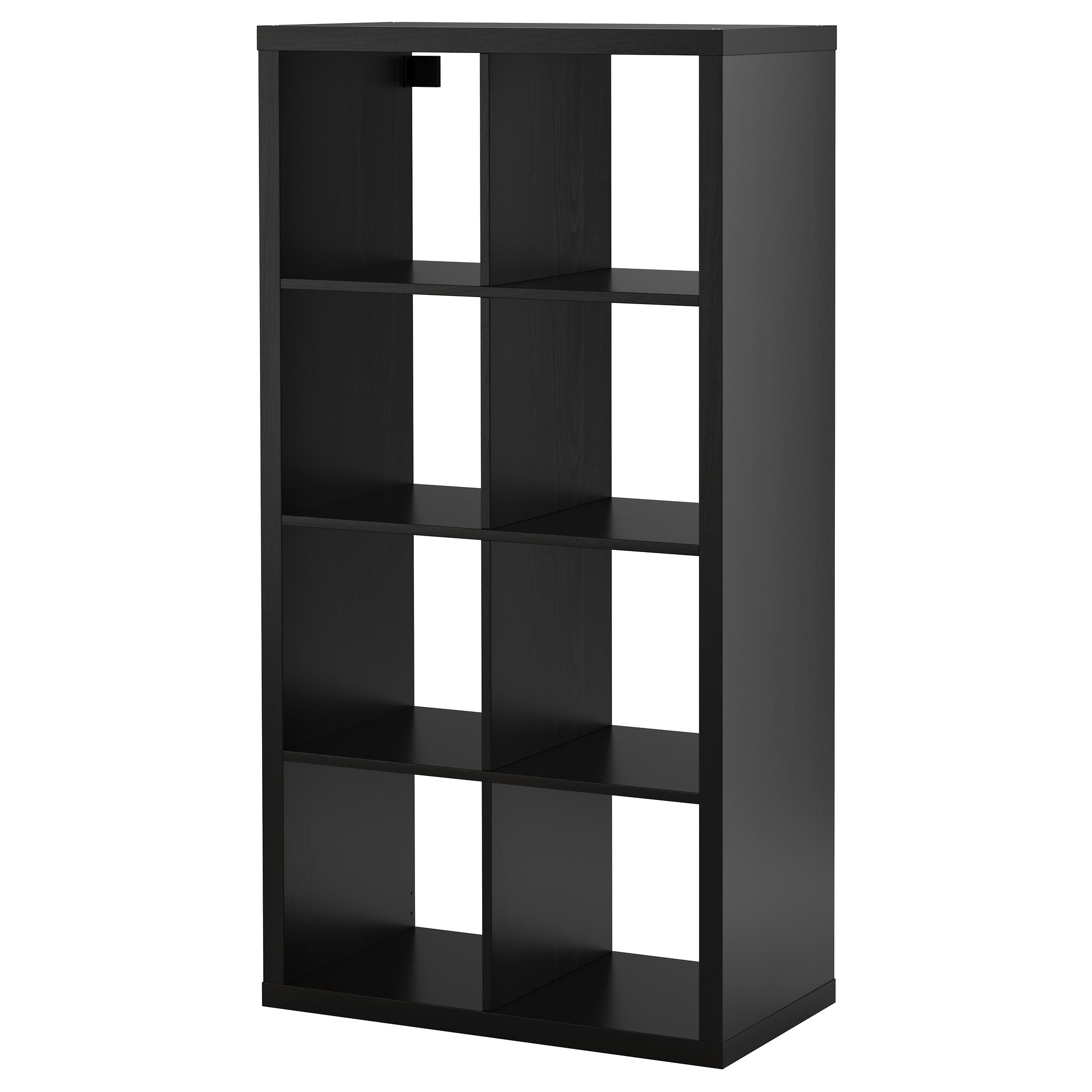 Kallax Shelf Unit Birch Effect Ikea For Backless Bookshelves (#13 of 15)