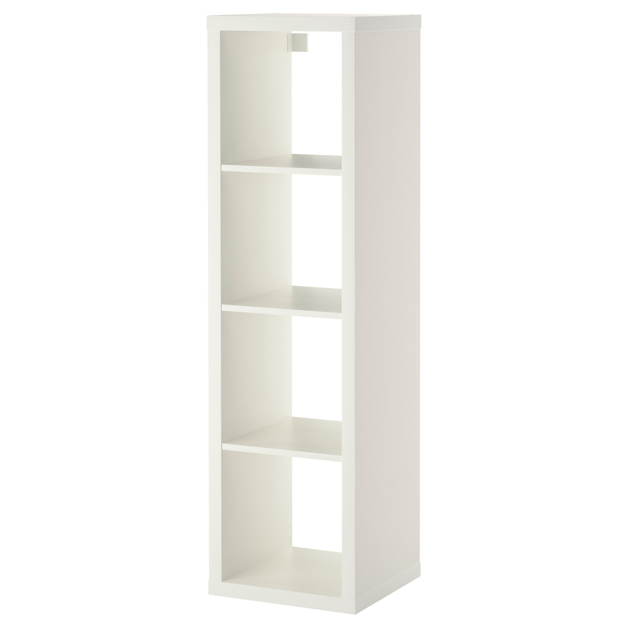 Kallax Shelf Unit Birch Effect Ikea Throughout White Shelving Units (#4 of 15)
