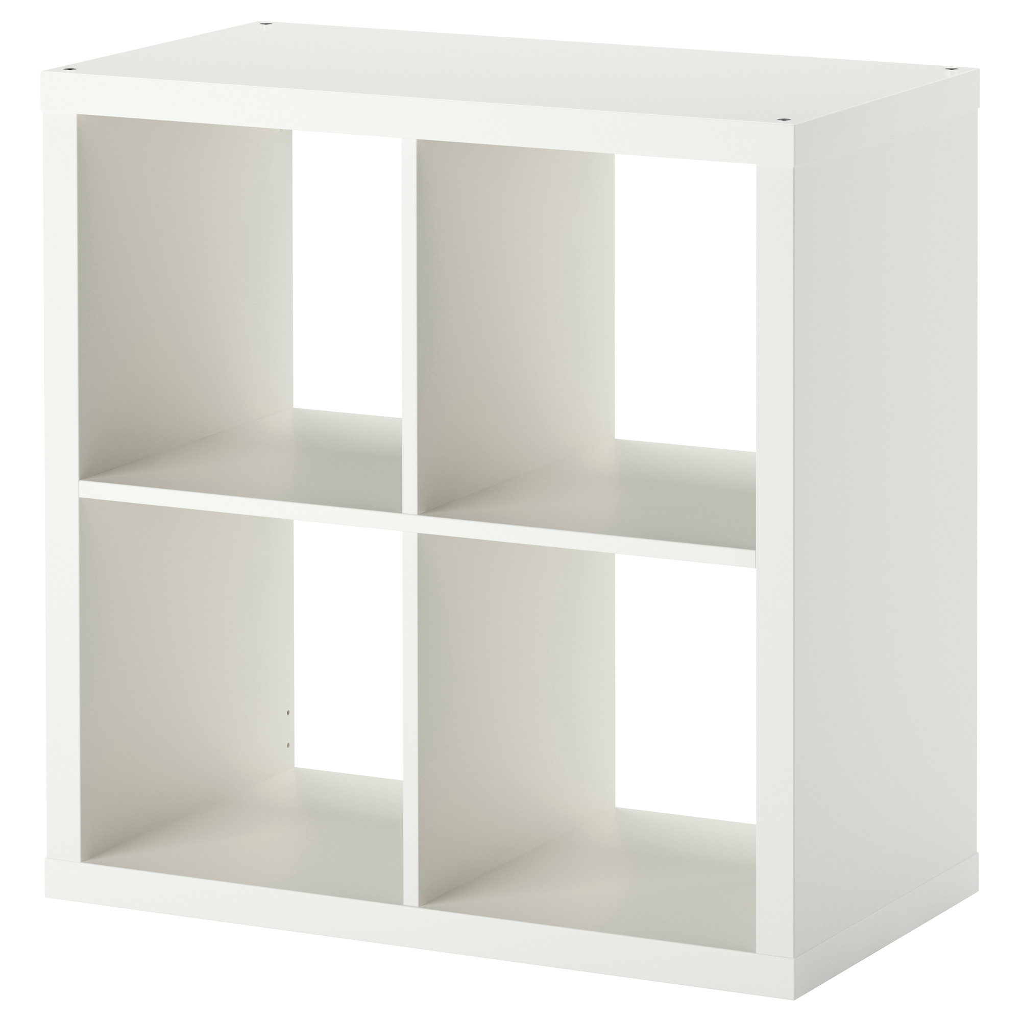 Kallax Shelf Unit Birch Effect Ikea With White Shelving Units (#5 of 15)