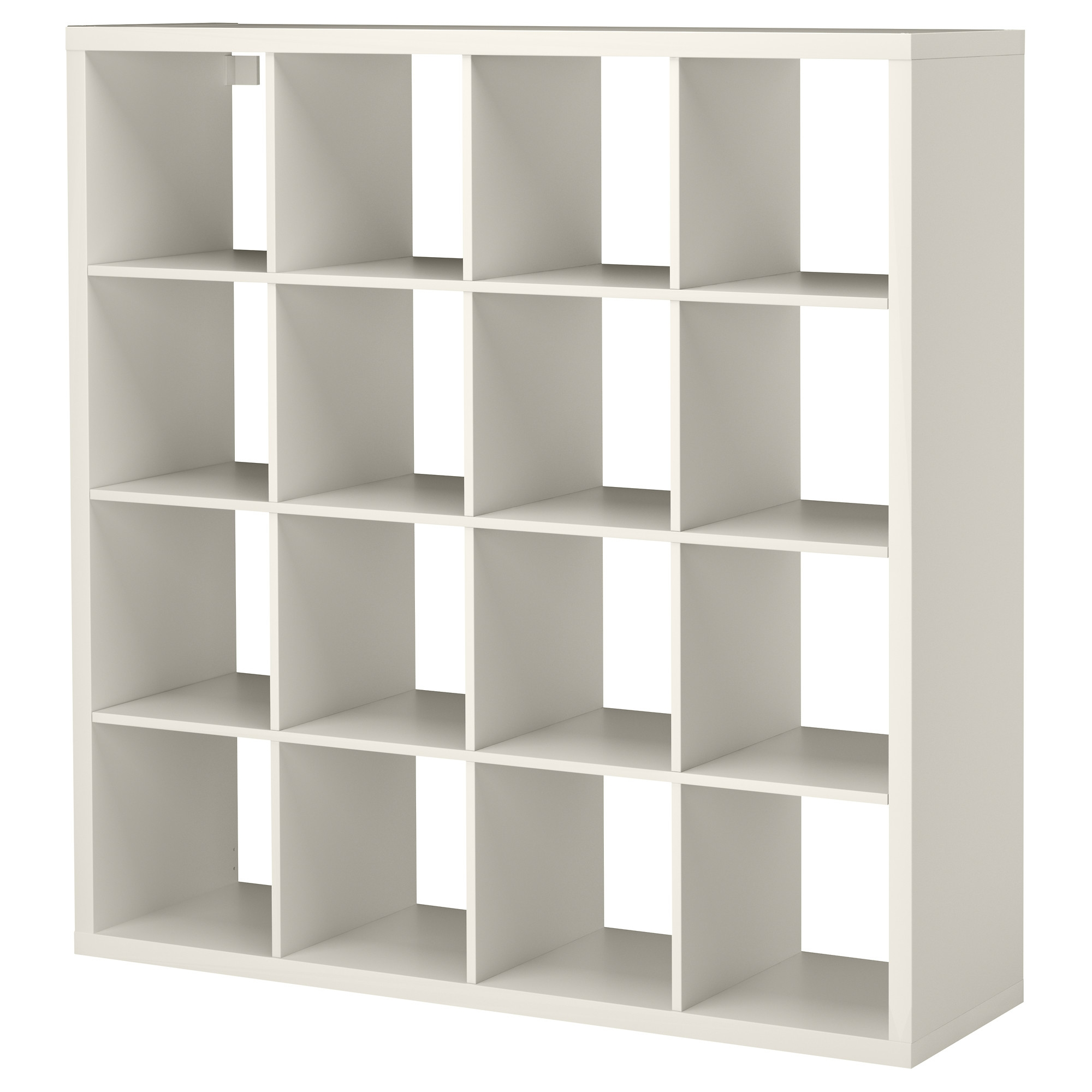 Kallax Shelf Unit White Ikea Inside White Shelving Units (#6 of 15)