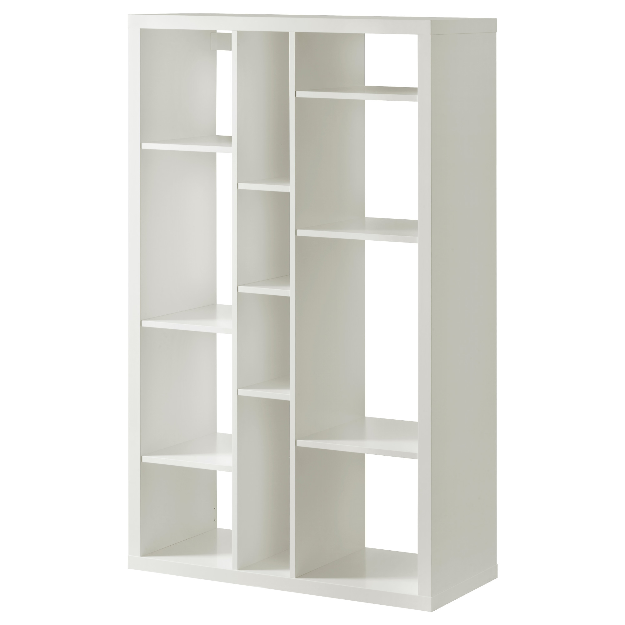Kallax Shelf Unit White Ikea Throughout White Shelving Units (#7 of 15)
