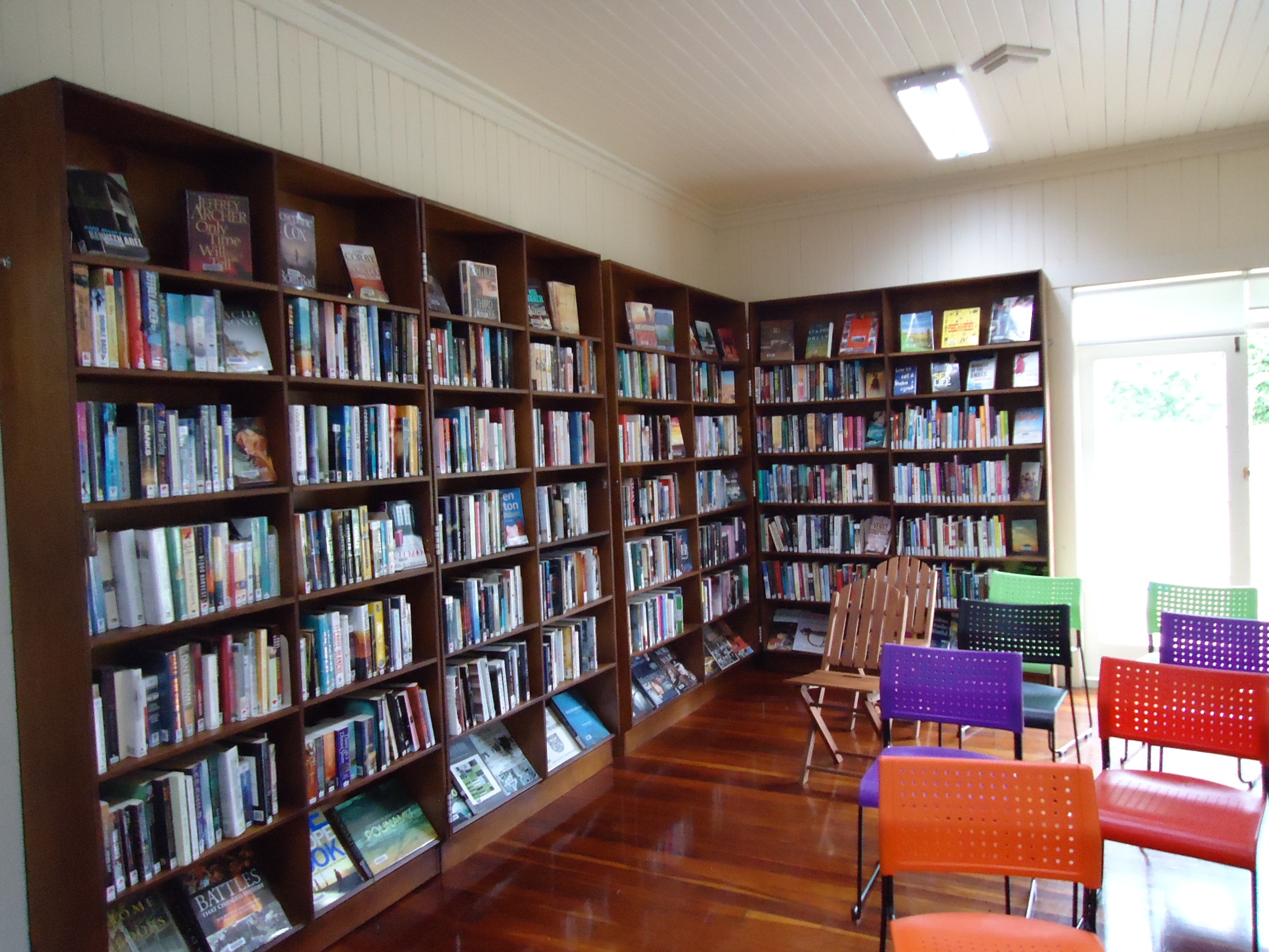 Kapiti Coast Libraries Travel Light This Summer With Library Ebooks Inside Library Cupboards (#5 of 12)
