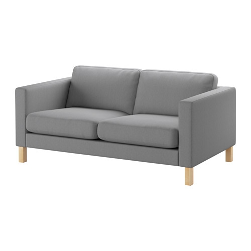 Karlstad Two Seat Sofa Ikea With IKEA Two Seater Sofas (#8 of 15)