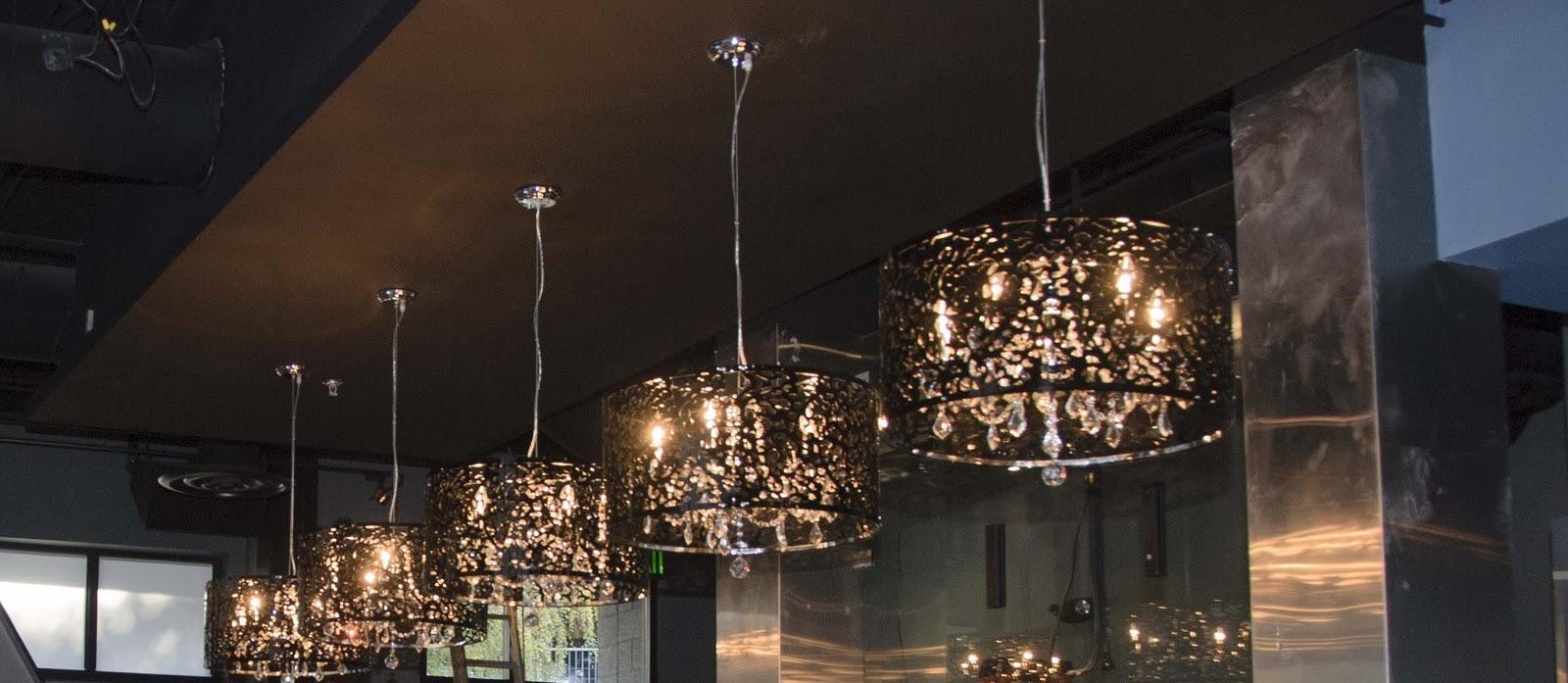 Kathleen Jennison Interior Designer Restaurant Lighting In Restaurant Chandeliers (#9 of 12)