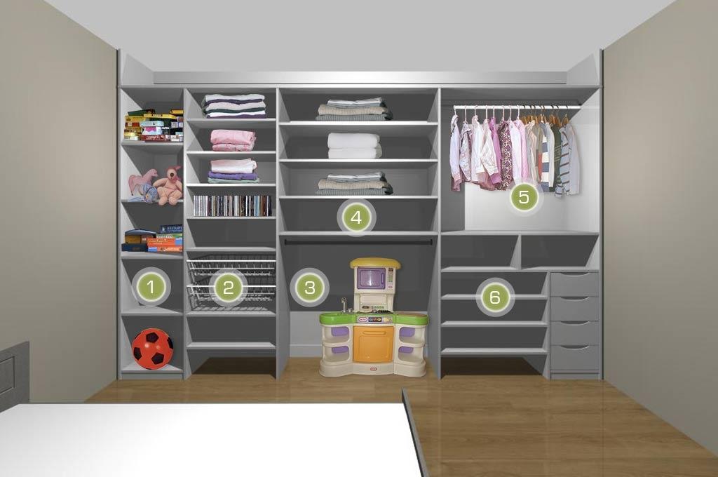 Kids Bedroom Wardrobes With Childrens Bedroom Wardrobes (#11 of 15)