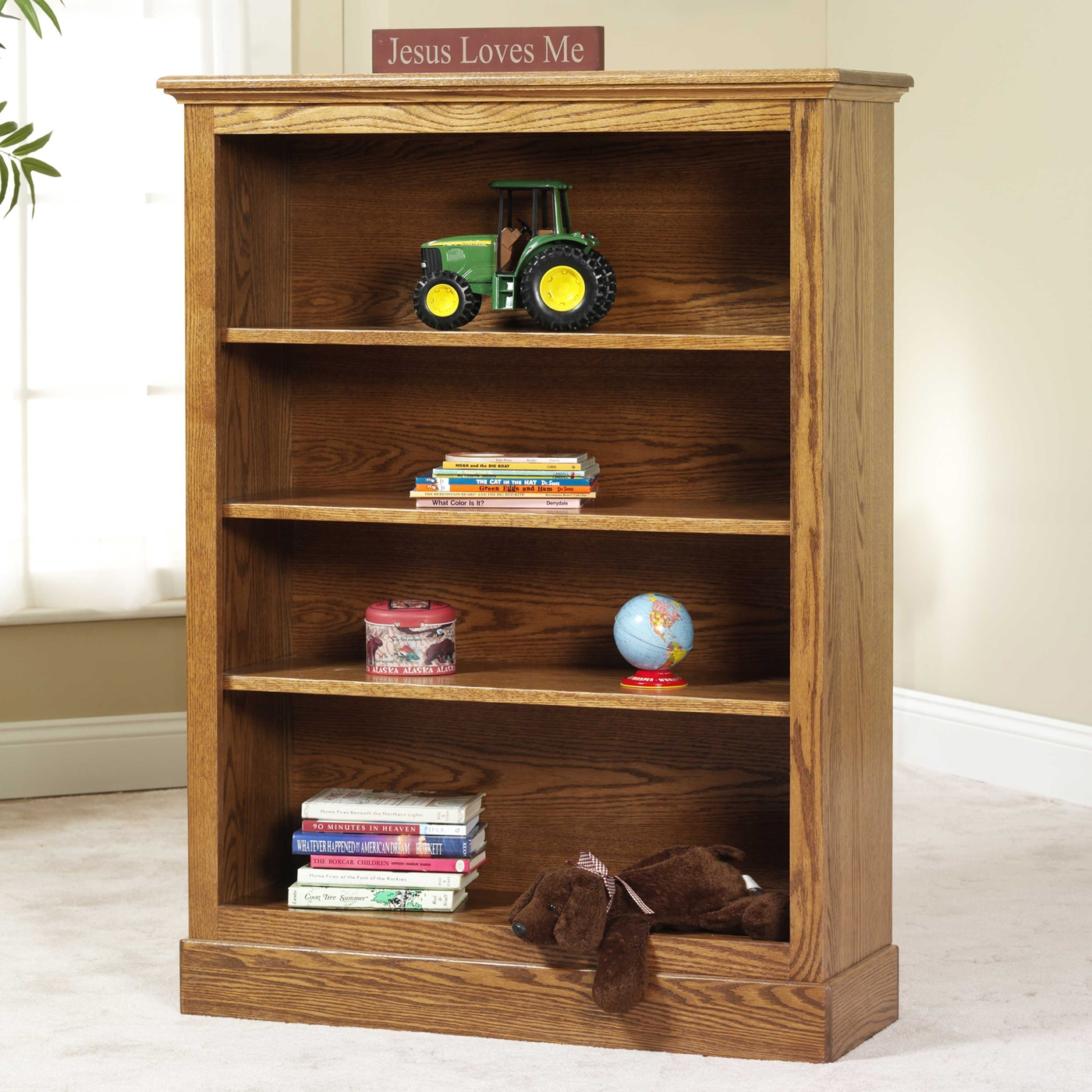 Kids Comfort Jr Trabc Traditional Bookcase The Mine Intended For Traditional Bookcase (View 13 of 15)