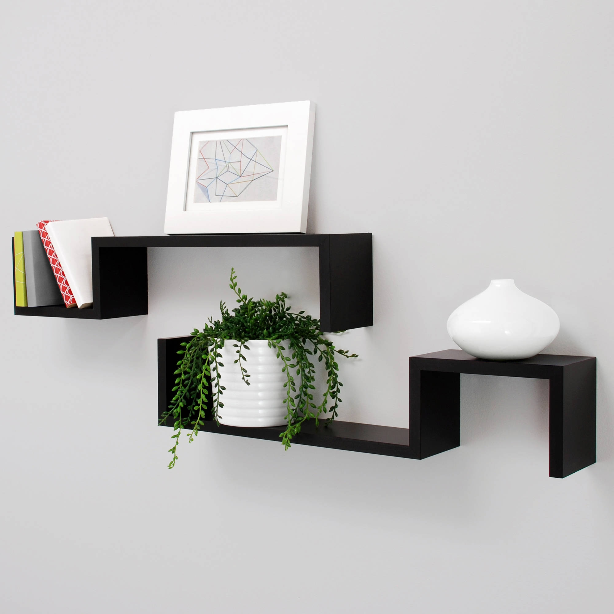 Popular Photo of Wall Shelves