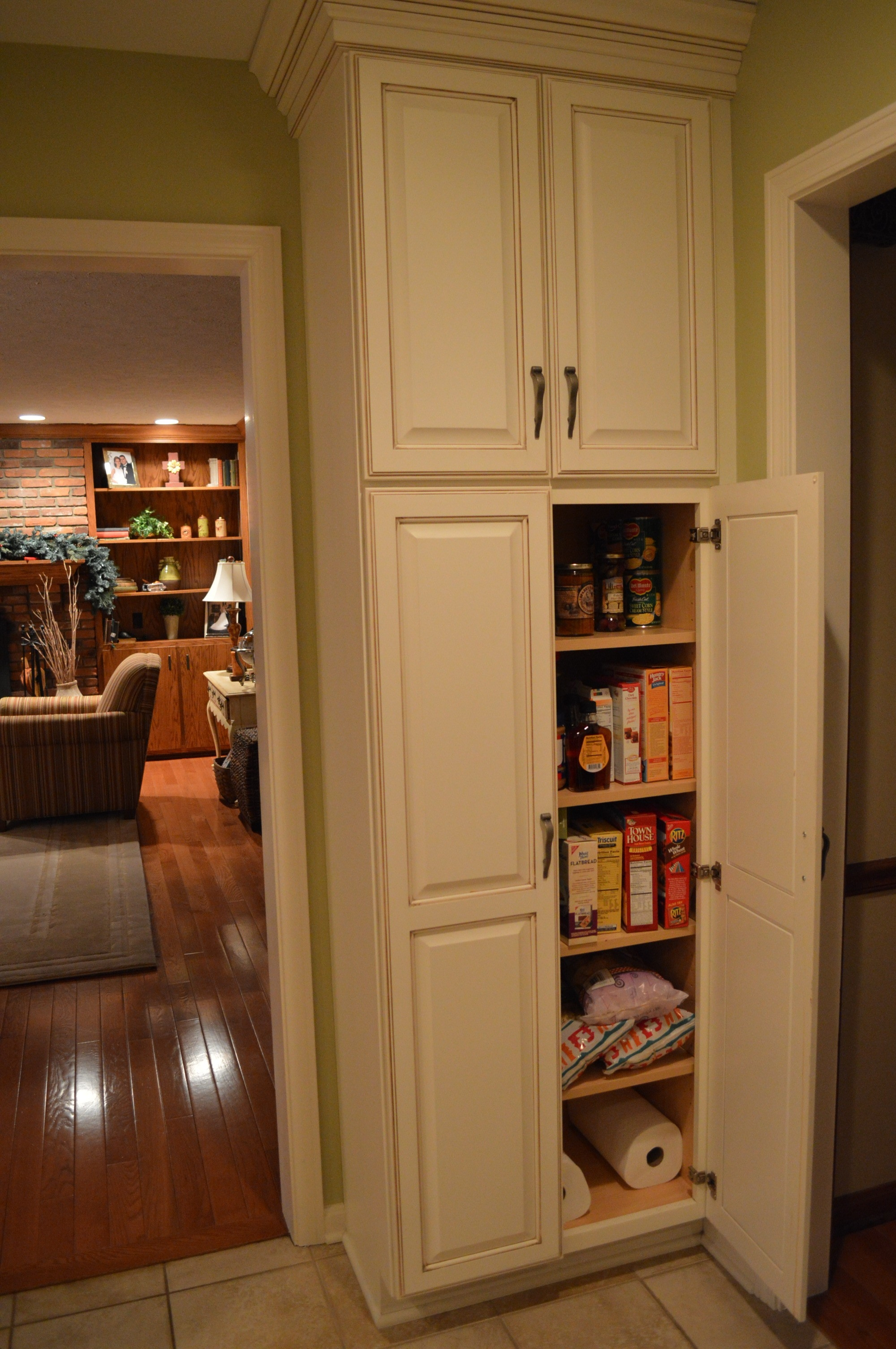 Kitchen Storage Cabinets With Doors And Shelves Creative Regarding Large Cupboard With Shelves (#7 of 15)