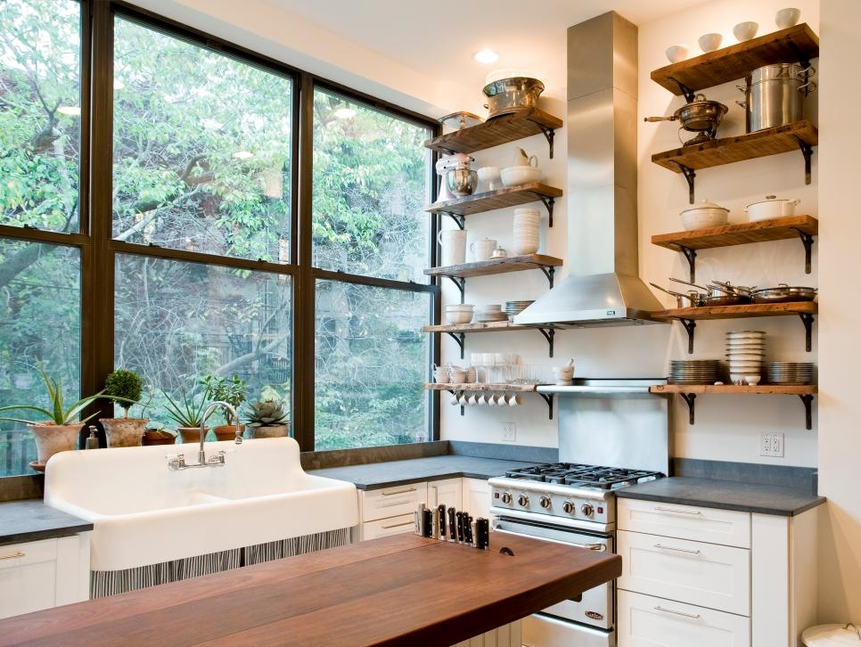 Kitchen Storage Ideas Hgtv Pertaining To Storage Racks For Kitchen Cupboards (#9 of 15)