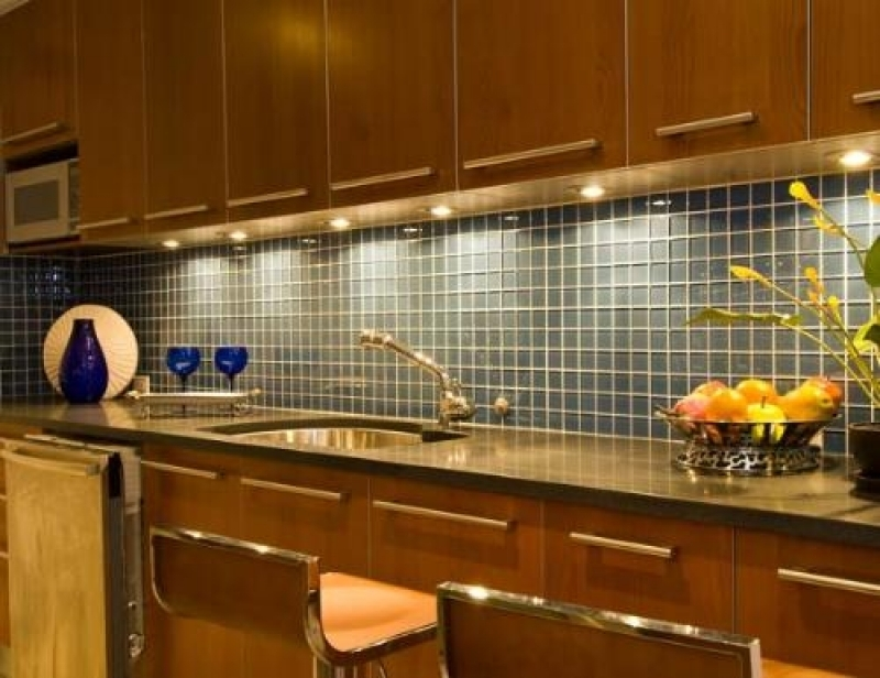Kitchen Under Cabinet Led Lighting Kits Kutsko Kitchen With Regard To Kitchen Under Cupboard Lights (#8 of 15)