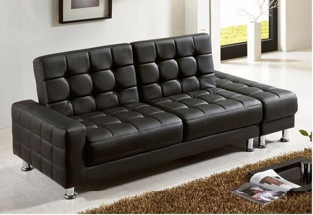 Knightsbridge Luxury Sofa Bed With Ottoman Storage Unit Choice With Regard  To Luxury Sofa Beds (
