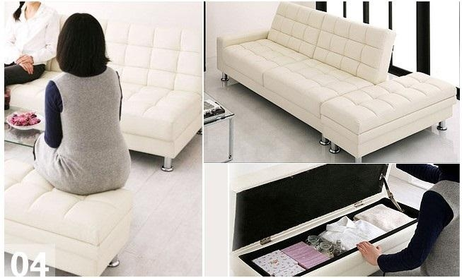 Knightsbridge Luxury Sofa Bed With Storage Unit Sofa Set New In Luxury Sofa  Beds (#