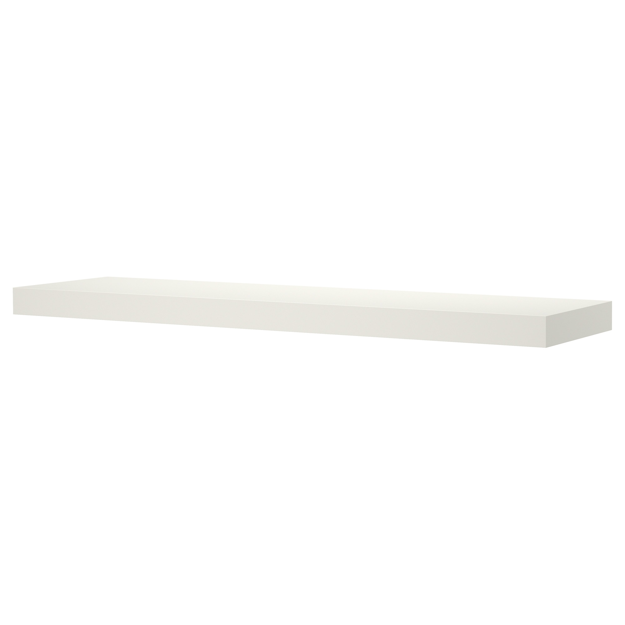 Lack Wall Shelf White Ikea Pertaining To White Wall Shelves (View 1 of 15)