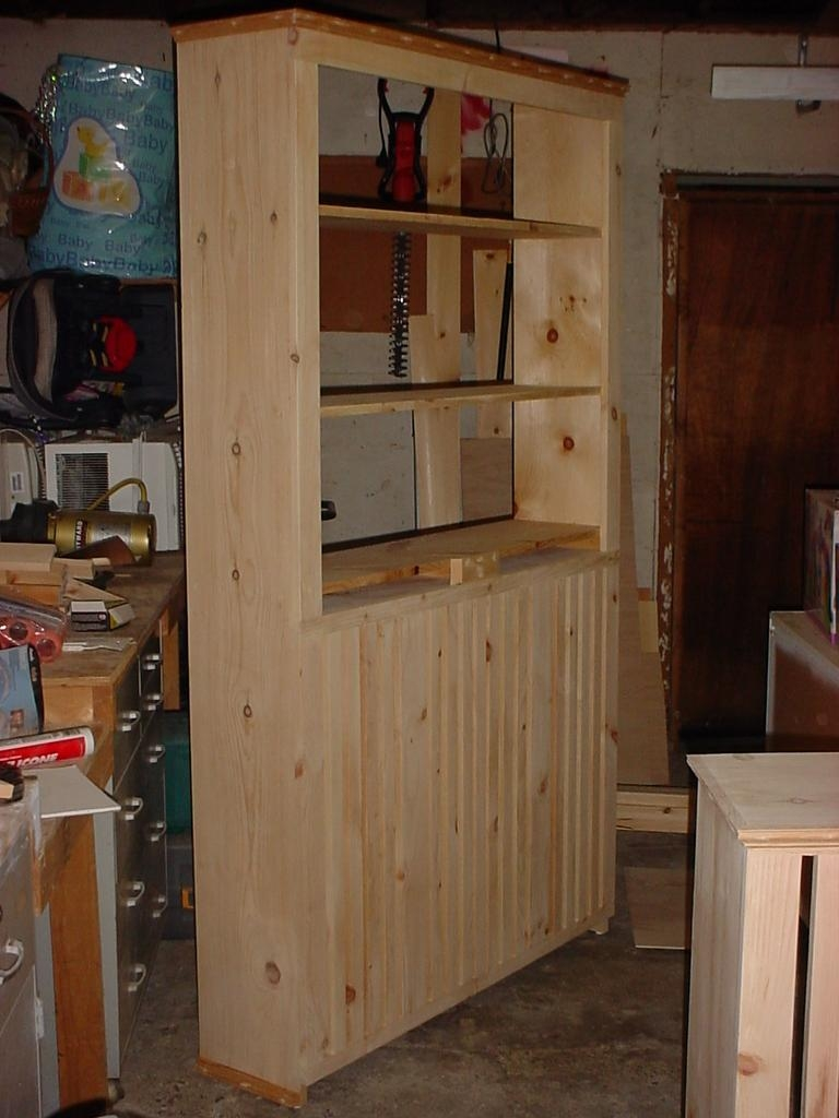 Lakota Custom Designs Custom Solid Wood Furniture All Solid Regarding Radiator Bookcase Cabinets (View 12 of 15)