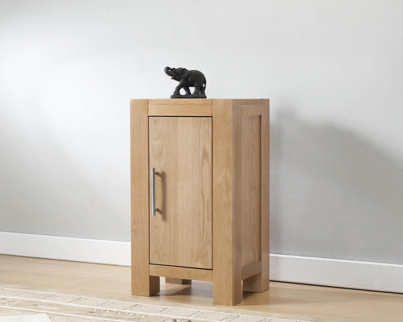 Lansdown Oak Tall Cupboard Shop Online In Store Mobile In Small Oak Cupboard (View 9 of 15)