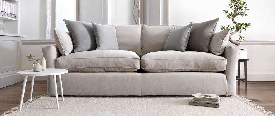 Popular Photo of Large 4 Seater Sofas
