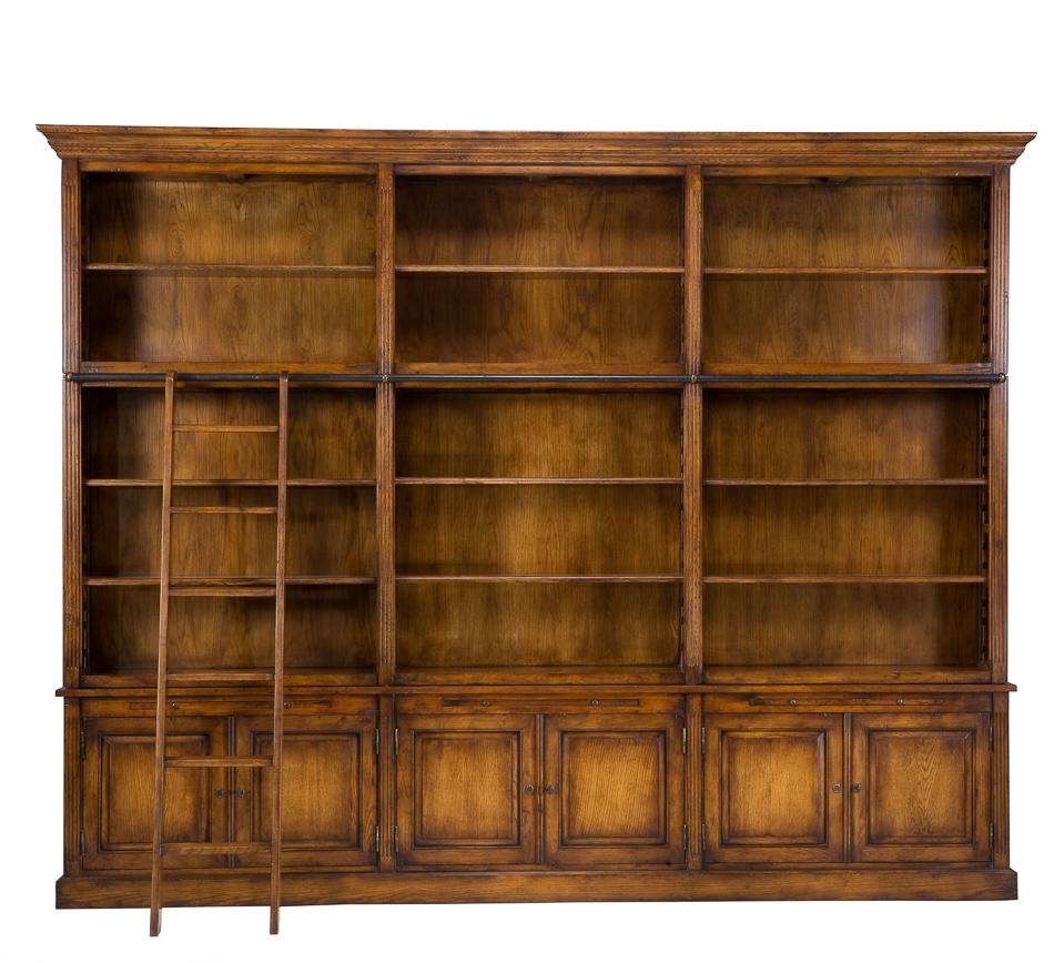 Large Bookcase Plans Nanobuffet Intended For Large Bookcase Plans (View 11 of 15)