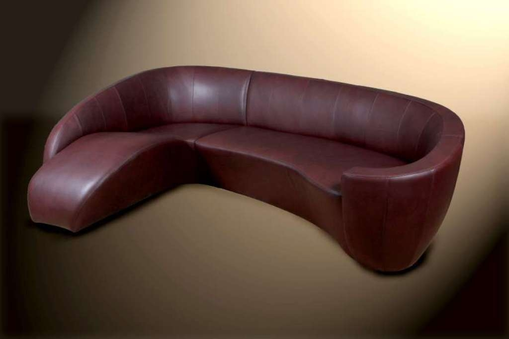 Large Round Curved Sofa Sectional Curved Corner Sofas Arc For 2×2 Corner Sofas (View 10 of 15)