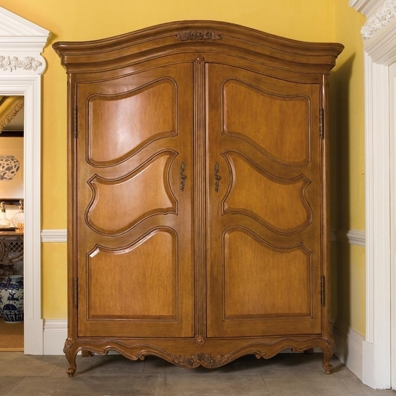 Large Wooden Wardrobe Wardrobes Hand Built In Solid Wood British Regarding Large Wooden Wardrobes (#10 of 15)