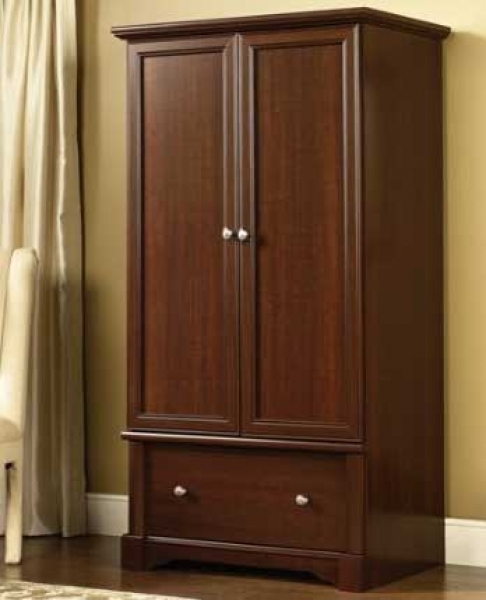 Large Wooden Wardrobes Luxury Wooden Wardrobe Decorated In Gold With Regard To Large Wooden Wardrobes (#11 of 15)