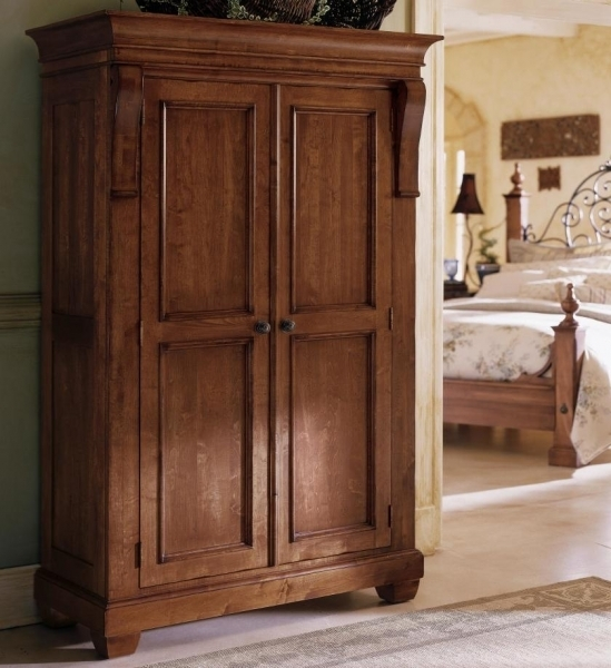 Large Wooden Wardrobes Wardrobe Designs Furniture Pertaining To Large Wooden Wardrobes (#13 of 15)