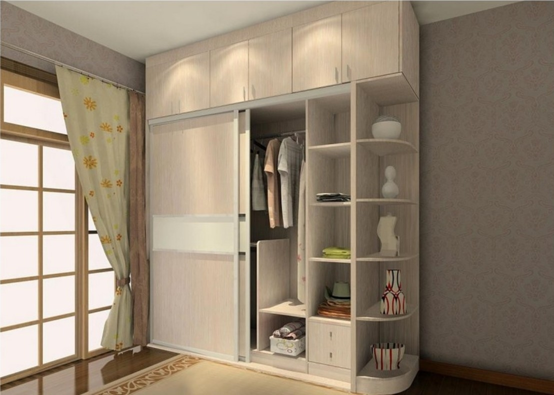 Latest Cupboard Designs Bedrooms Inside Study Cupboards (#7 of 12)