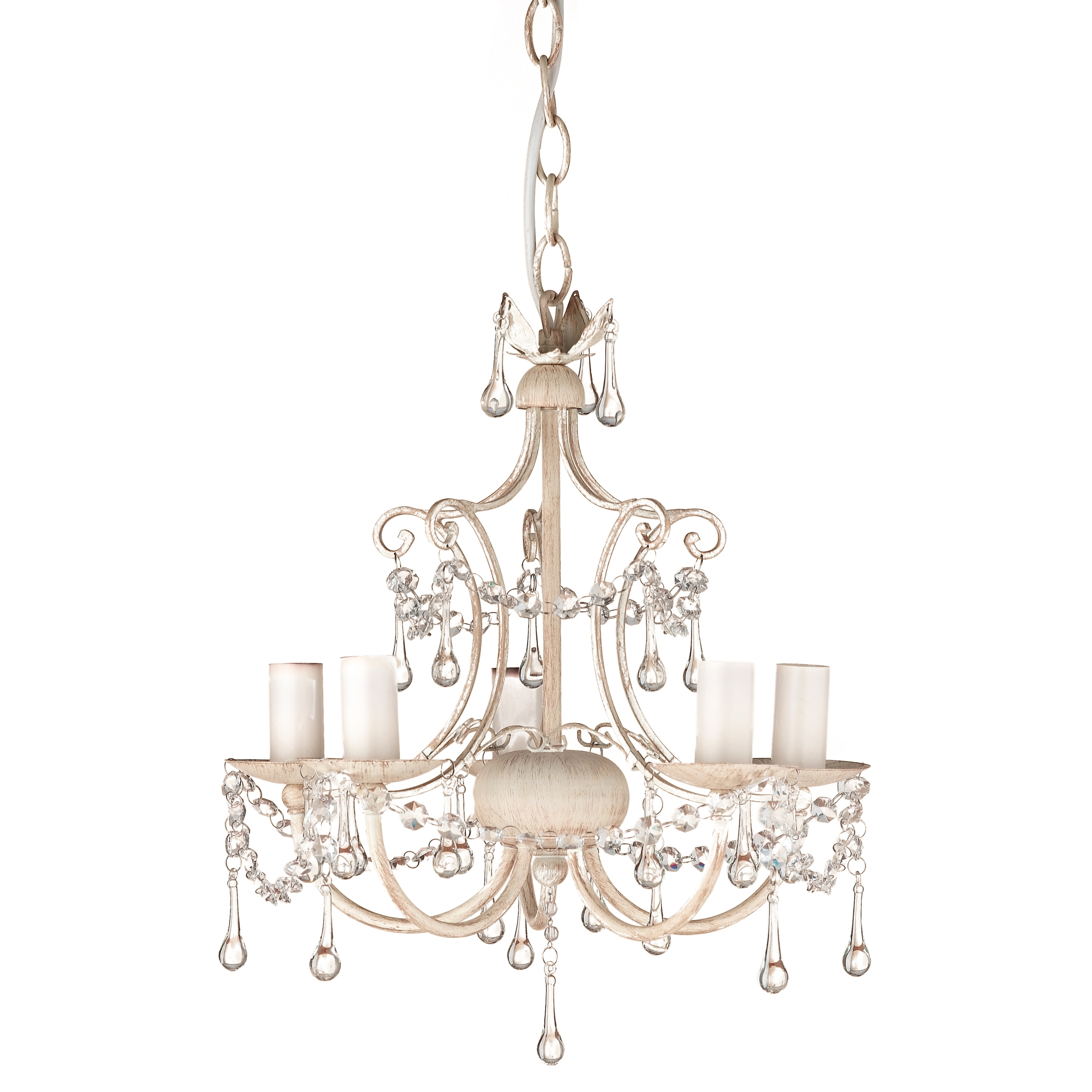 Laura Ashley Chella Cream Five Light Chandelier Ideas For The With Regard To Cream Chandelier (#7 of 12)
