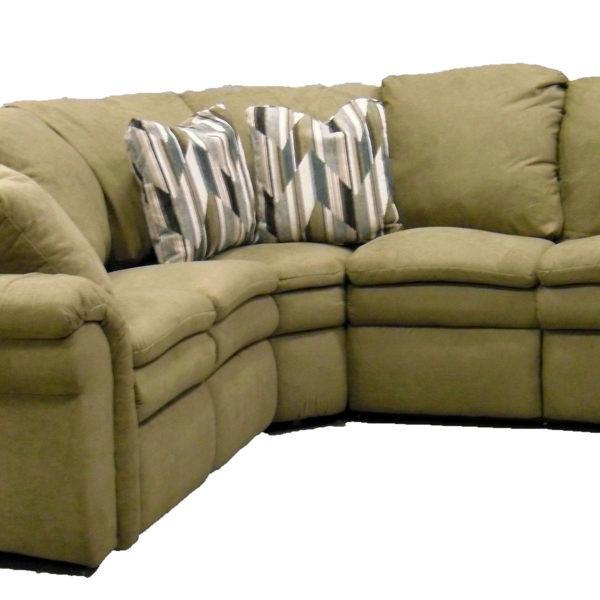 Lazboy 440 420 Devon Reclining Sectional Sofa Hope Home Pertaining To Recliner Sectional Sofas (View 13 of 15)