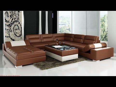 Leather Corner Sofas Corner Sofas Leather Youtube Throughout Leather Corner Sofas (#7 of 15)