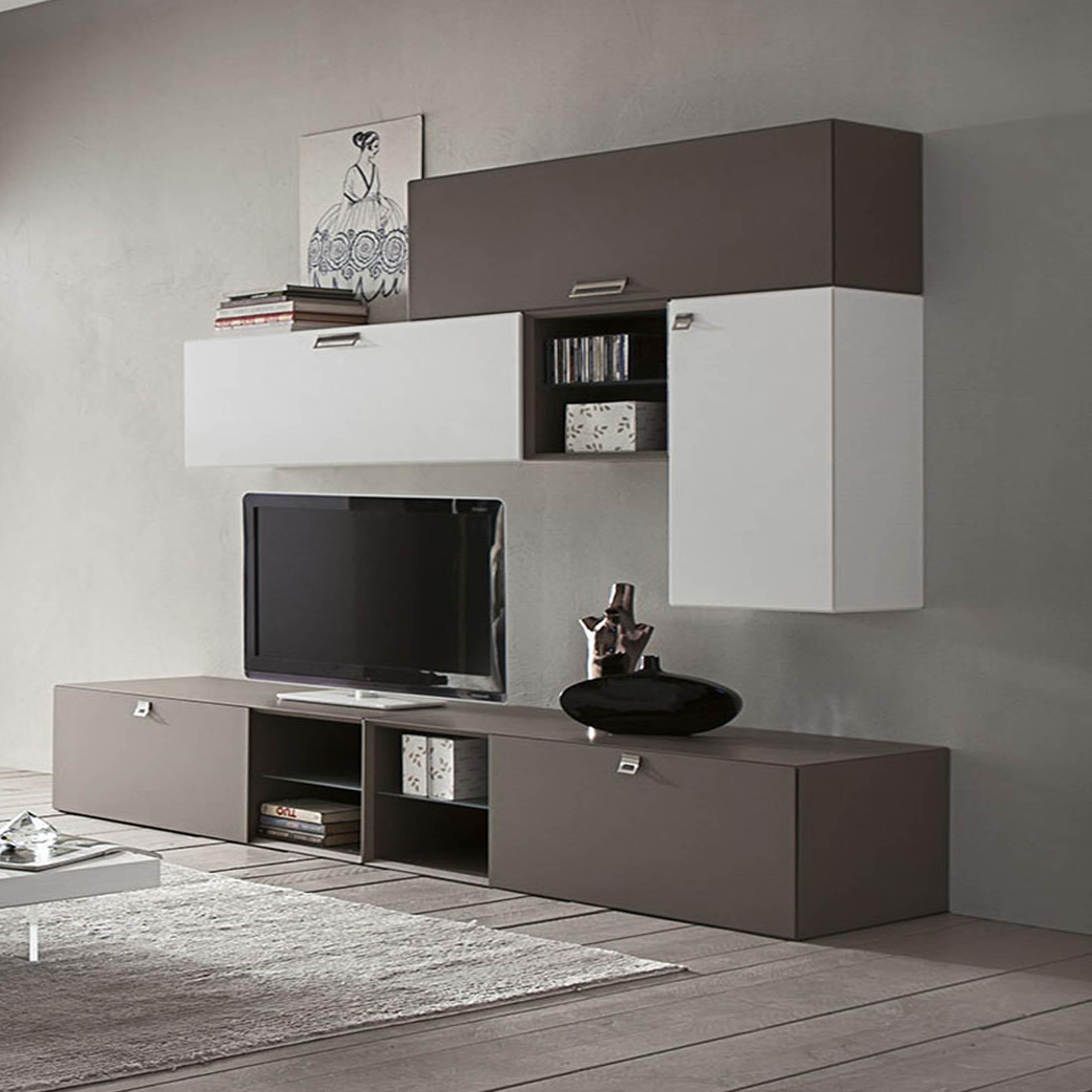 Lego Bookcase La Primavera Composition 610 At My Italian Living Ltd In Bookcase With Tv Unit (#9 of 15)