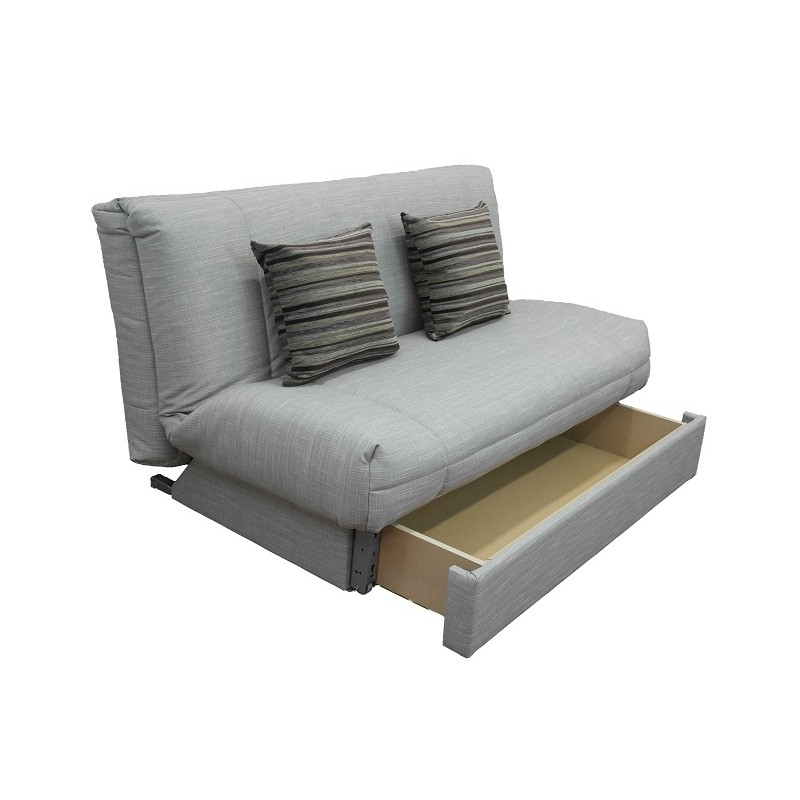 Leila Deluxe Storage Drawer Unique Design Sofabedbarncouk With Sofa Beds With Storages (#9 of 15)