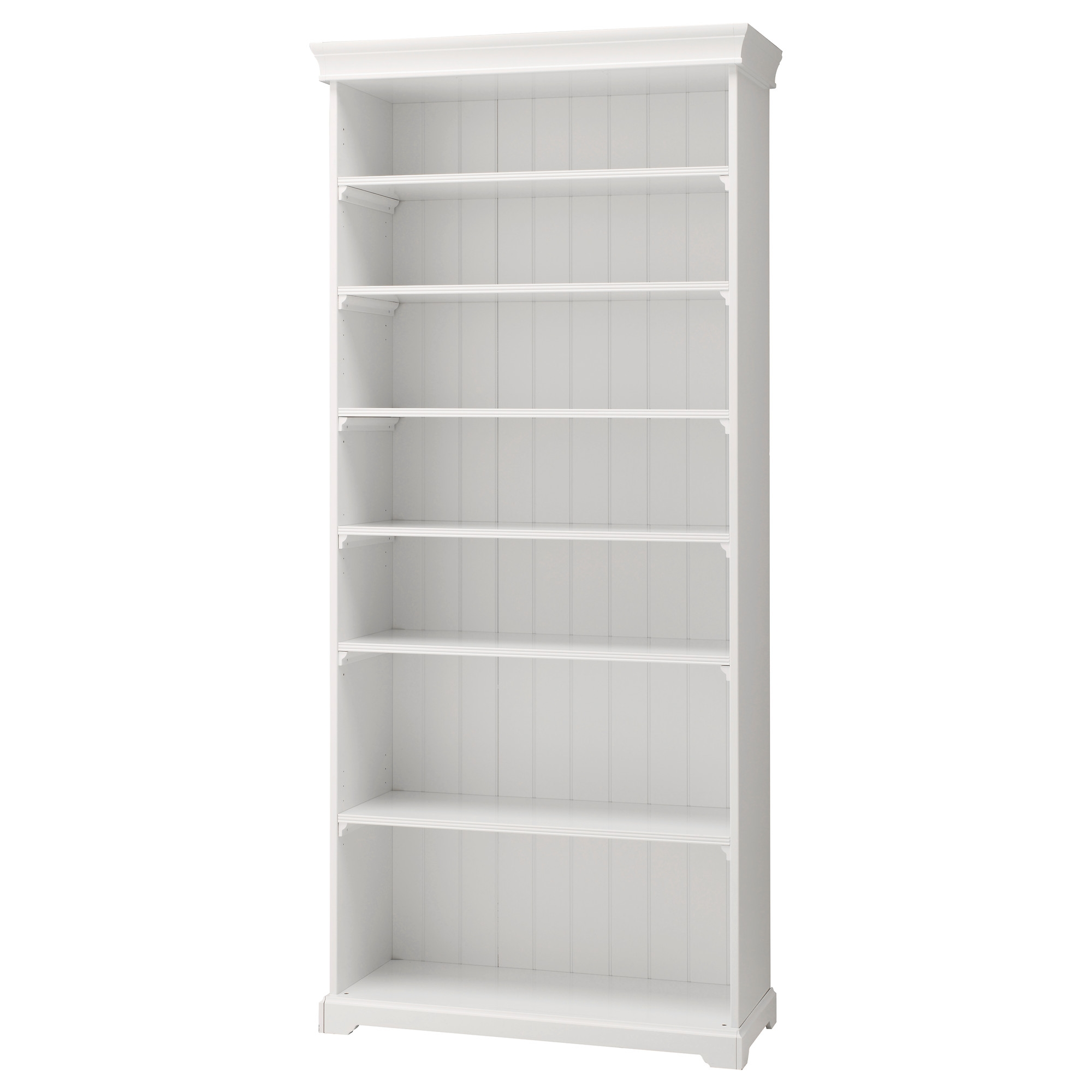 Liatorp Bookcase Gray Ikea Throughout Bookcases (#13 of 15)