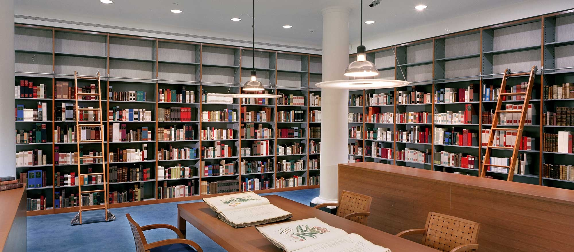 Library Shelving Cantilever Book Shelves Bookcases With Library Wall Bookshelves (#11 of 15)