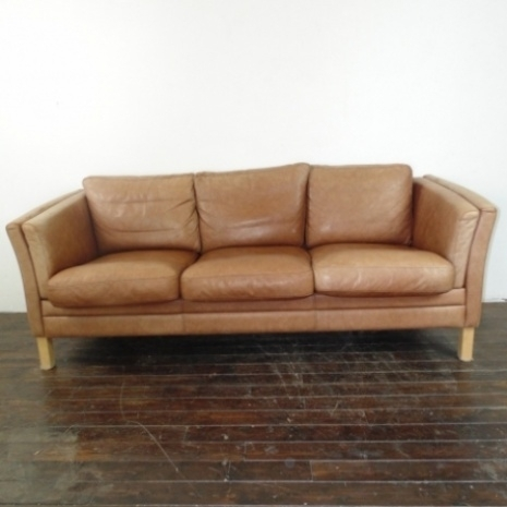 Light Tan Leather Sofa Sofa Ideas Within Light Tan Leather Sofas (View 12 of 15)