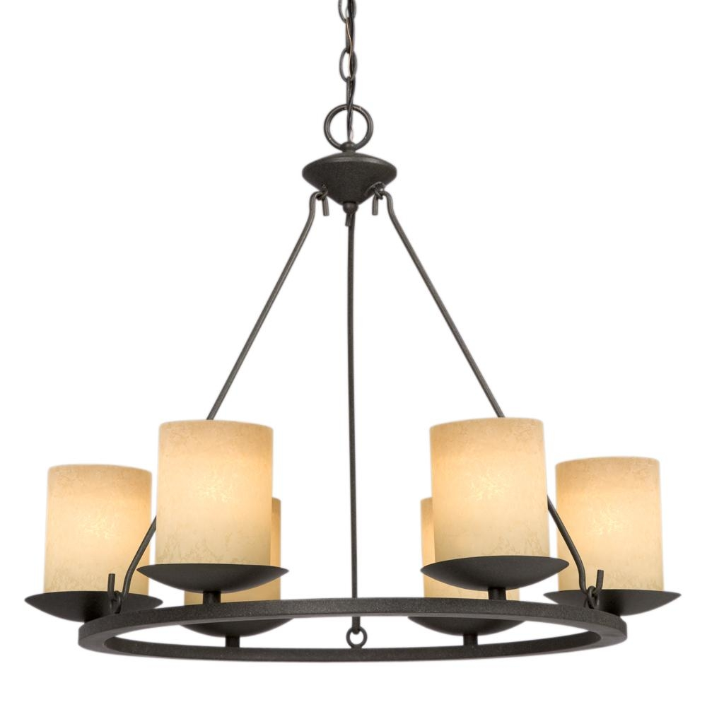 Lighting Wonderful Candle Chandelier Non Electric For Modern Intended For Candle Chandelier (#7 of 12)