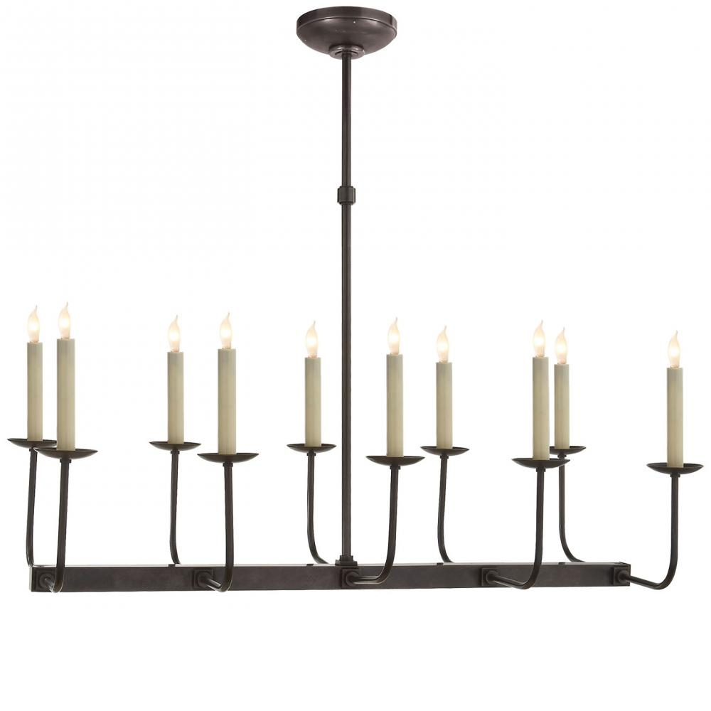 Linear Branched Chandelier In Bronze Sl 5863bz Lights Fantastic With Branched Chandelier (#6 of 12)