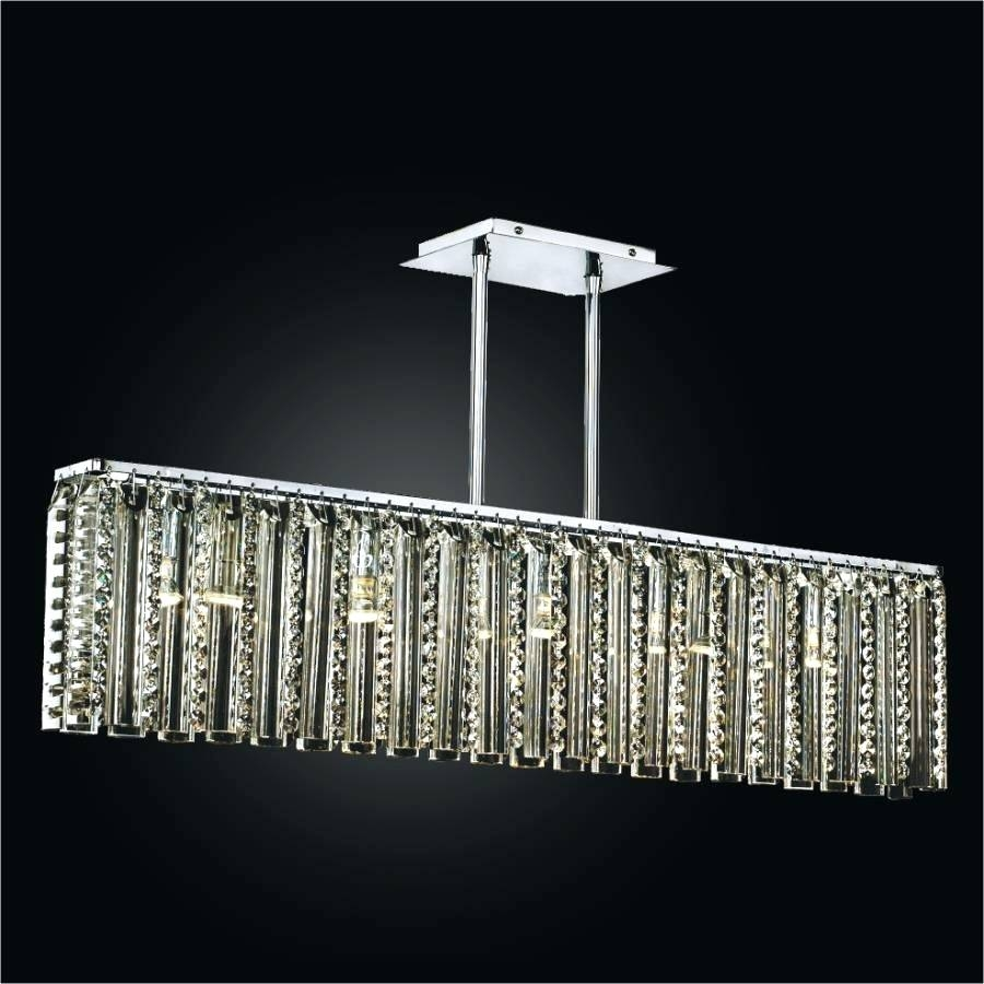 Linear Crystal Chandelier Engageri For Extra Large Crystal Chandeliers (#7 of 12)