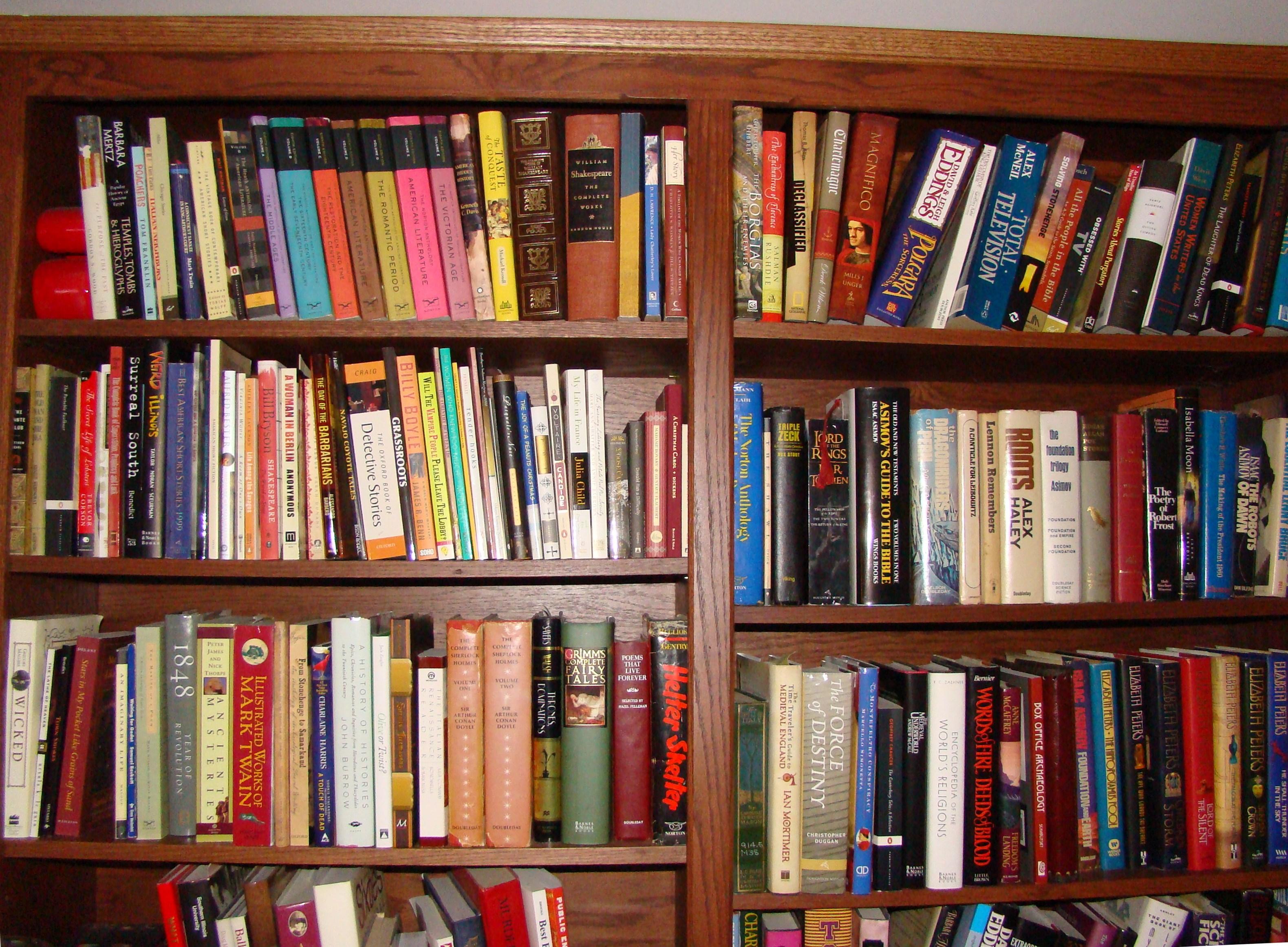 Lit Literature Search Post Bookshelves Offset 24 Intended For Bookshelves (#13 of 15)