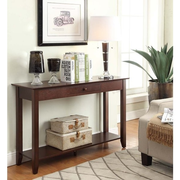 Living Room Ana White Rustic X Console Diy Projects For 6 Foot Regarding 6 Foot Sofas (View 15 of 15)