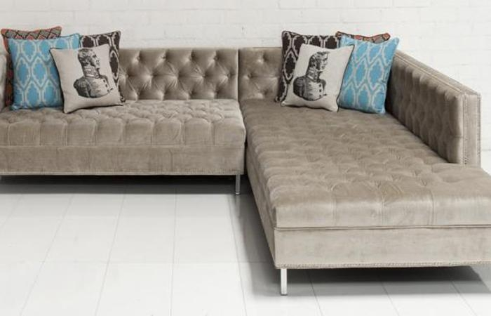 Living Room Deep Seated Sofas Oversized Sectionals 2 Piece With 2 Seat Sectional Sofas (#6 of 15)