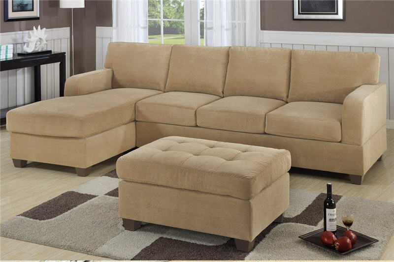 Living Room Sofa Reclining Sectional Sofas For Small Spaces Pertaining To Sectional Sofas For Small Spaces With Recliners (#4 of 15)