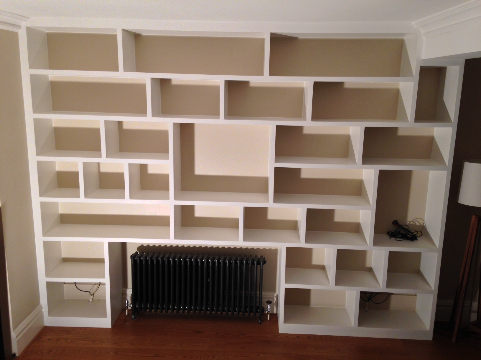 London Custom Carpenters With Regard To Bespoke Shelving (#13 of 15)
