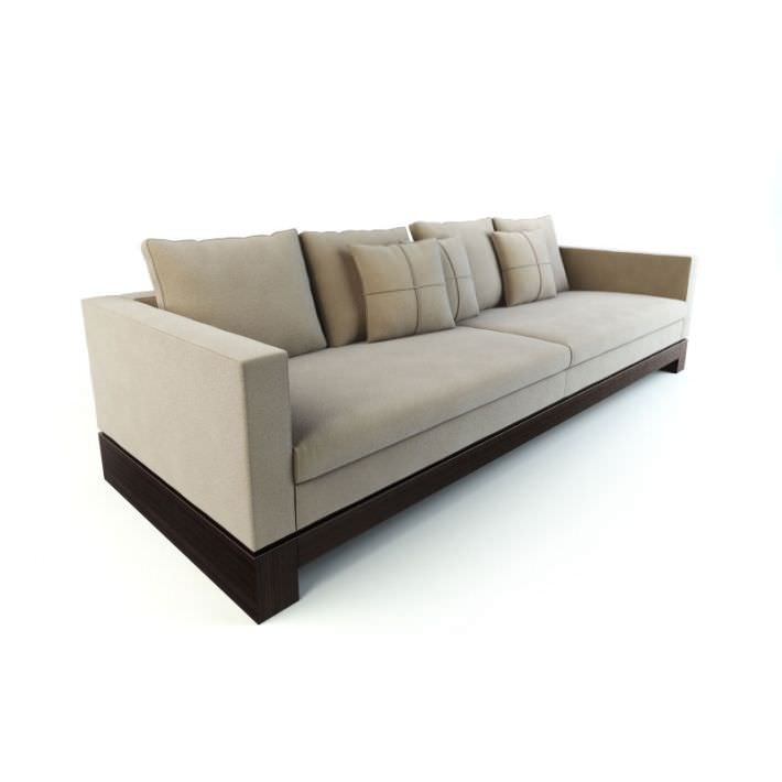 Long Sofa Alluring Cravt Original Nexus Long Sofa 3d Model Max With Regard To Long Modern Sofas (#10 of 15)