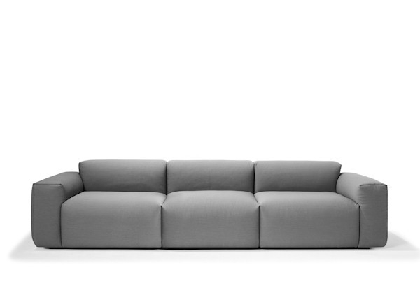 Loose 3 Seater Sofa Lounge Sofa Modern Lounge And Tree Houses With Regard To Modern 3 Seater Sofas (#7 of 15)