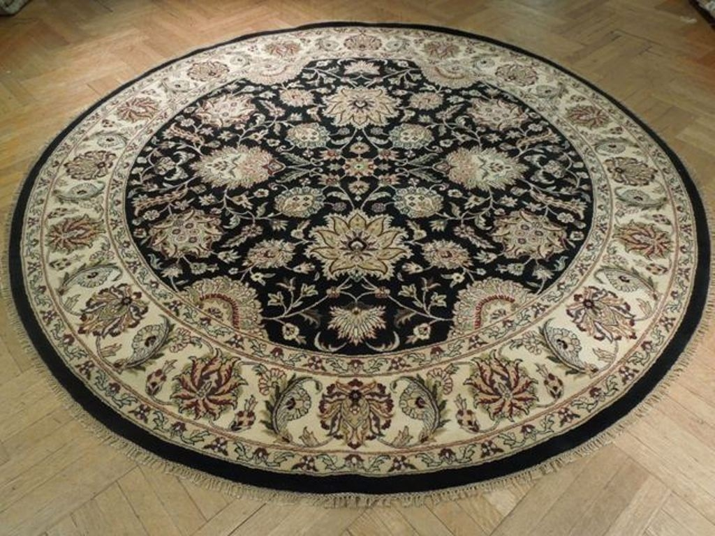 Lowes Area Rugs As Wool Area Rugs And Awesome 10 Ft Round Rug Pertaining To Round Wool Area Rugs (#9 of 15)