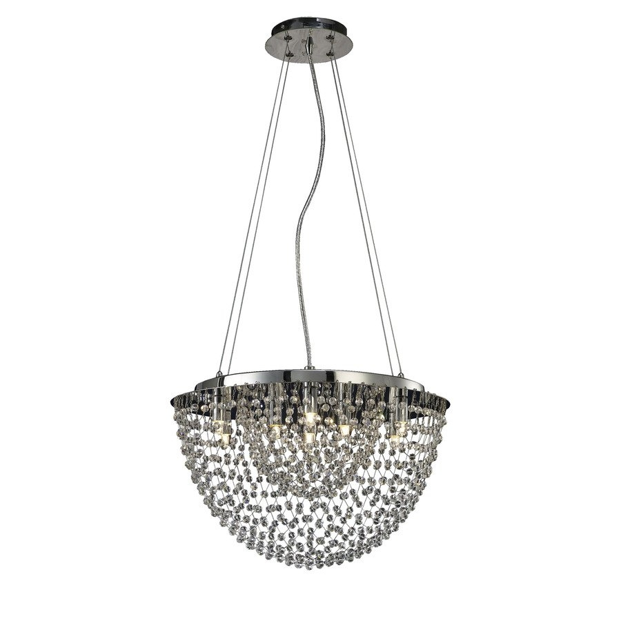Lowes Crystal Chandelier Shanti Designs With Bathroom Chandeliers Sale (#9 of 12)