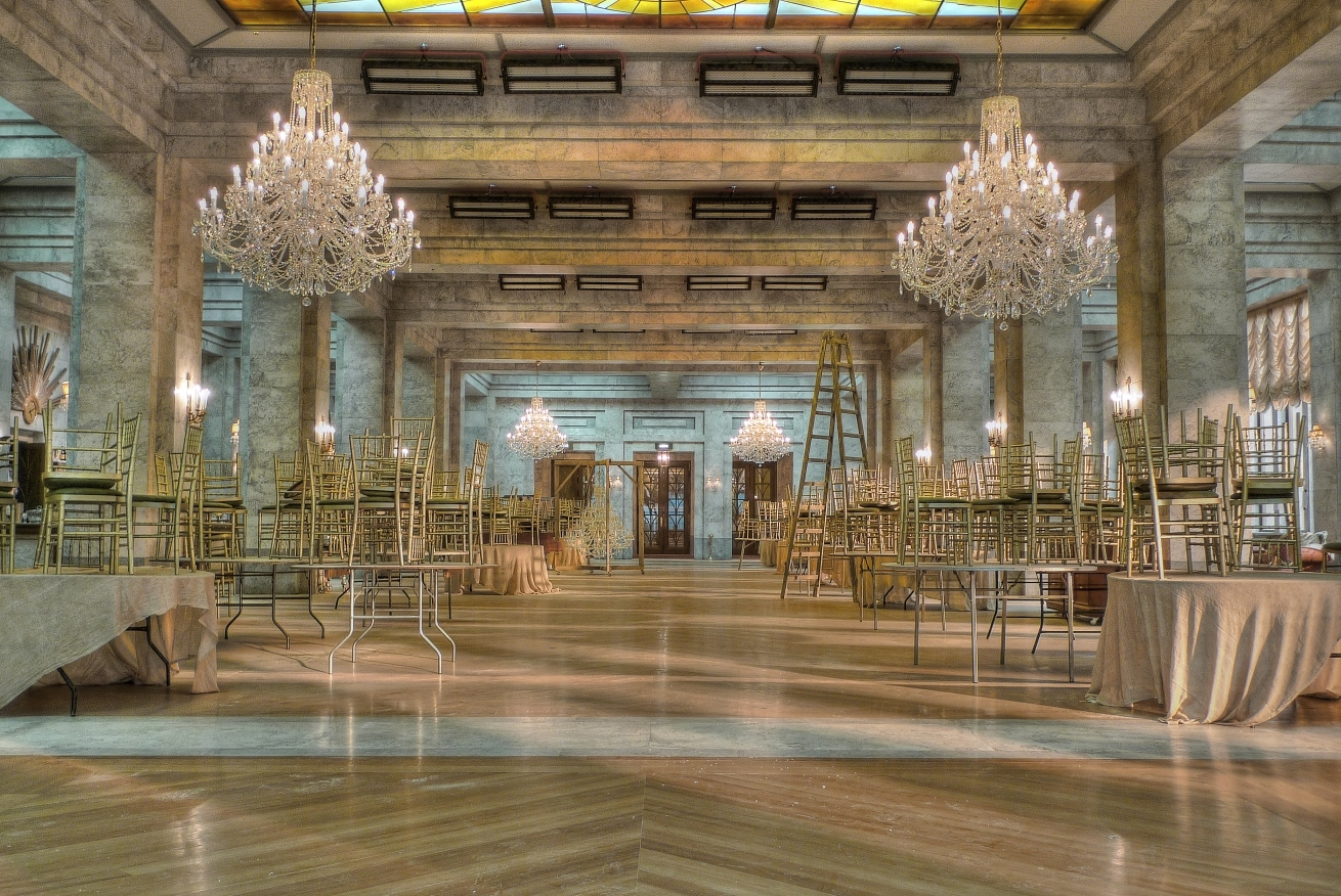Lucky Glass Crystal Chandeliers Realizations Lucky Glass Within Ballroom Chandeliers (#9 of 12)
